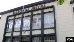 Court of Justice in Praia, Cape Verde. Photo: Alvaro Ludgero Andrade - VOA.