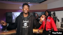 Desiigner is a a 19-year-old rapper from Brooklyn, New York.