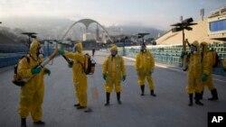 Zaprašivanje komaraca u Brazilu