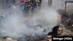 Boko Haram irasenya aho inyuze