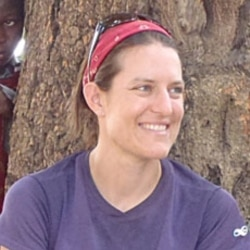 Environmental scientist Jennifer Burney