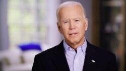 L'ancien vice-président démocrate Joe Biden à la conquête de la Maison Blanche