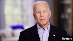 Cựu phó Tổng thống Joe Biden công bố chiến dịch tranh giành để của đảng Dân chủ để tham gia cuộc đua vào Nhà Trắng trong năm tới trong một video được công bố hôm 25/4.