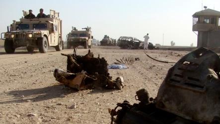 Mideast Afghanistan