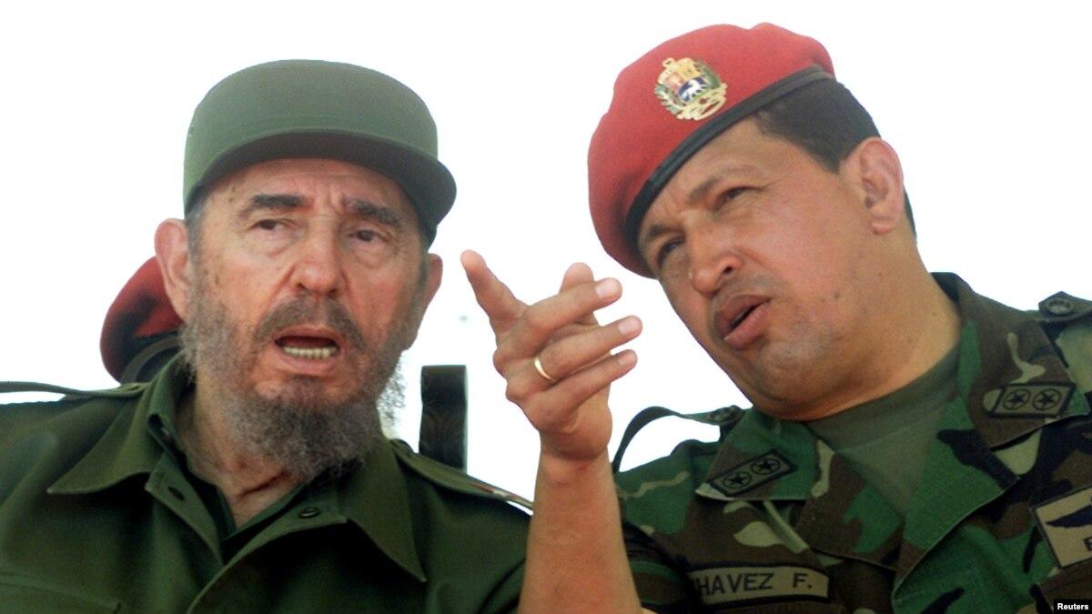 Represión importada: Cómo Cuba enseñó a Venezuela a sofocar