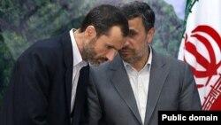 بقایی- احمدی نژاد