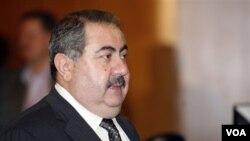 Menteri Luar Negeri Irak, Hoshyar Zebari (foto:dok).
