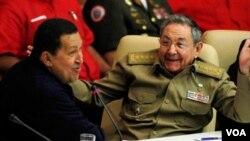 """Ros-Lehtinen calificó de """"peligroso"""" el comportamiento de presidentes de los países del ALBA."""