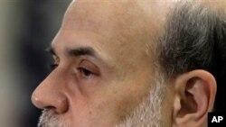 ທ່ານ Ben Bernanke ປະທານທະນາຄານກາງສະຫະລັດ