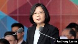 차이잉원 타이완 총통.