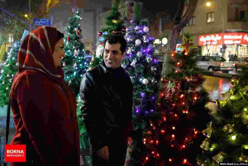 عکس هایی از کریسمس در ایران عکس: شیرین عابدی