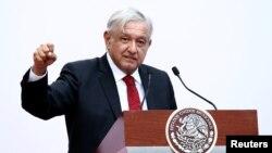 El presidente mexicano destacó que EE.UU. se ha comprometido a invertir 2.500 millones de dólares en Centroamérica y 4.800 millones de dólares en México para ayudar a la creación de empleos.
