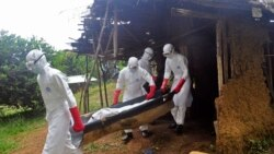 Challenges Remain In Liberia's Ebola Fight