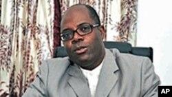 David Mendes,advogado de Direitos Humanos e líder do Partido Popular