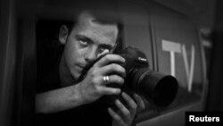 Սիրիայի Հոմս քաղաքում սպանված ֆրանսիացի ֆոտոլրագրող Ռեմի Օշլիկ (արխիվային լուսանկար)