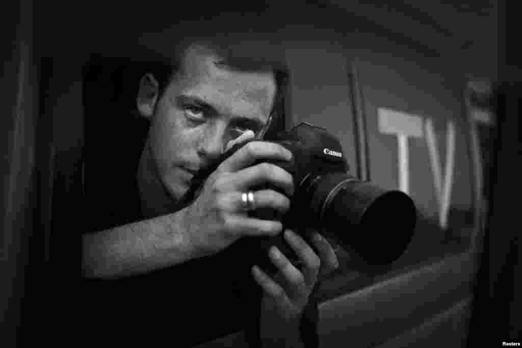 Французский фотокорреспондент Реми Ошлик был убит в сирийском городе Хомс