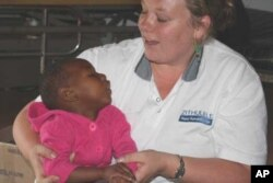 Morgan motivates her patients to live, no matter how young or old they are