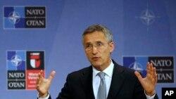 sekirterê giştî yê NATO Jens Stoltenberg