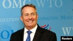 Menteri Perdagangan Inggris, Liam Fox (Foto: dok).