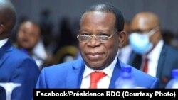 Sénateur Bahati Lukwebo na Cité africaine, Kinshasa, 02 janvier 2021. (Facebook/Présidence RDC)