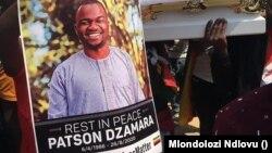 Umngcwabo kaDr Patson Dzamara