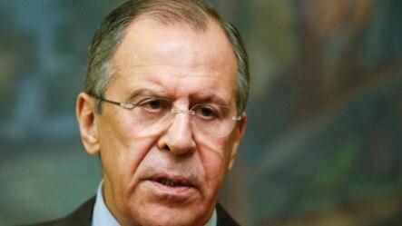 俄罗斯外长拉夫罗夫(资料照片)