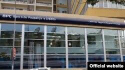 Angola - Banco Poupança e Crédito - BPC