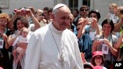El Papa Francisco ha expresado su deseo de conocer la posición jurídica y las actividades del banco.