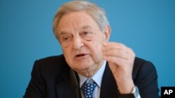 Tỉ phú George Soros
