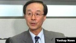 한승주 전 한국 외무장관 (자료사진)