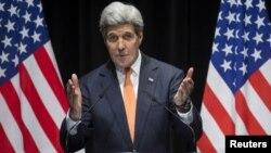 El secretario estadounidense de Estado, John Kerry, posiblemente se reunirá con el ministro de Relaciones Exteriores de Cuba.