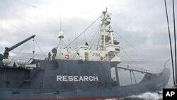 日本捕鯨活動經常與反捕鯨人士發生衝突。