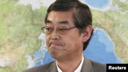 日本新驻华大使横井裕