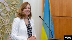 Крістіна Квін, тимчасово повірена у справах США в Україні