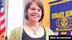 Kayla Mueller (Foto: dok).