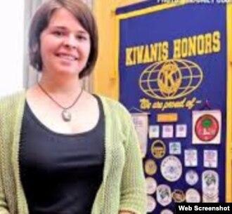 Pekerja bantuan Amerika, Kayla Mueller yang tewas tahun lalu (foto: dok).