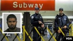 «عقاید الله» عامل حمله روز دوشنبه نیویورک، مهاجر بنگلادشی ساکن شهر نیویورک بود.