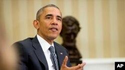 """奥巴马请求国会为抗击寨卡病毒需要的""""紧急资源""""拨款。"""