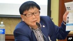 [인터뷰 오디오 듣기] 27년째 북한 내 가족과 생이별 오길남 박사
