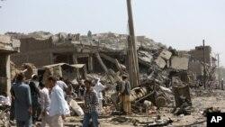 حمله در منطقه شاه شهید، بر علاوه تلفات جانی، خسارات هنگفت مالی داشت.