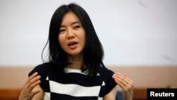 탈북자 이현서 씨 (자료사진)