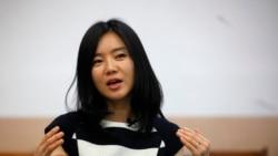 [인터뷰:] '7개 이름을 가진 소녀' 저자 이현서