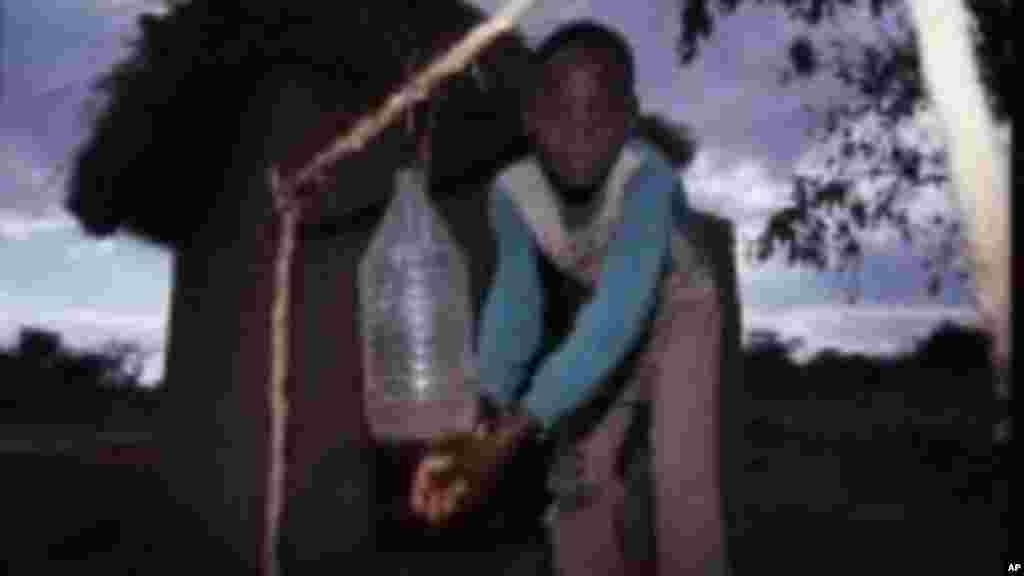 Purification d'eau en Zambie (Archives).