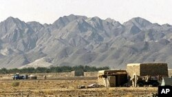 Shamsi airfield located 500 kilometers (310 miles) south of Quetta, Pakistan (File)