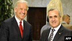Вице-президент США встретился в Бейруте с ливанскими лидерами