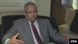 José Maria Neves, primeiro-ministro de Cabo-Verde