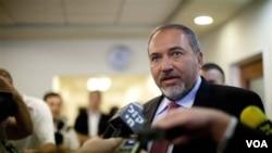 El canciller israelí, Avigdor Lieberman, aplaudió las palabras del presidente estadounidense.
