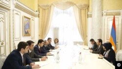 Armenia Iran Ambassador