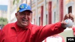 Presiden Venezuela, Hugo Chavez (Foto: dok)