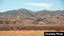 加州中部谷地的農業區深受旱災之害。